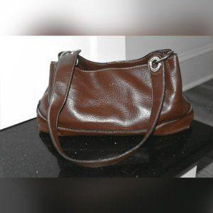 TOMMY HILFIGER Brown Shoulder Bag